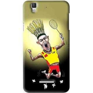 Snooky Printed Adivasi Sports Mobile Back Cover For Coolpad Dazen F2 - Multi