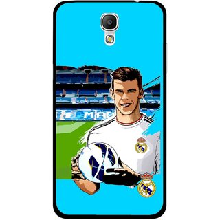 Snooky Printed Football Champion Mobile Back Cover For Samsung Galaxy Mega 2 - Multicolour