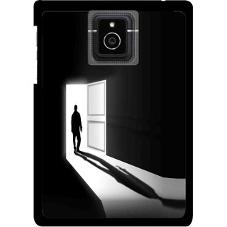 Snooky Printed Night Out Mobile Back Cover For Blackberry Passport - Multicolour