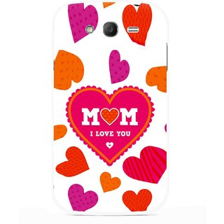 Snooky Printed Mom Mobile Back Cover For Samsung Galaxy Grand I9082 - Multicolour