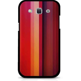 Snooky Printed Colorfull Stripes Mobile Back Cover For Samsung Galaxy 8552 - Multicolour