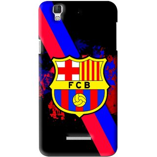Snooky Printed Football Club Mobile Back Cover For Coolpad Dazen F2 - Multi