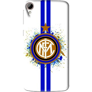 Snooky Printed Sports Lovers Mobile Back Cover For HTC Desire 828 - Multi
