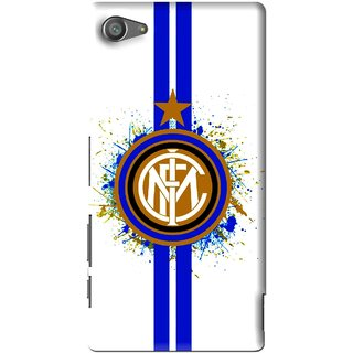 Snooky Printed Sports Lovers Mobile Back Cover For Sony Xperia Z5 Compact - Multi