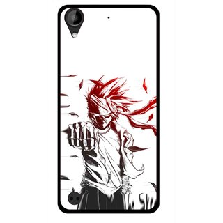 Snooky Printed Marshalat Mobile Back Cover For HTC Desire 630 - Multi