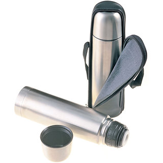 500 ML Camel Thermos Vacuum Flask Kettle Coffee Pot Steel Hot Cold Bottle