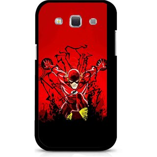 Snooky Printed Super Hero Mobile Back Cover For Samsung Galaxy 8552 - Multicolour