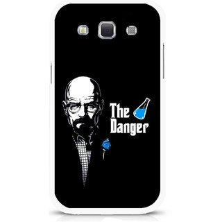 Snooky Printed The Danger Mobile Back Cover For Samsung Galaxy 8552 - Multicolour