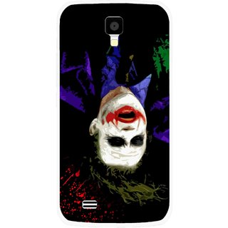 Snooky Printed Hanging Joker Mobile Back Cover For Gionee Pioneer P2S - Multicolour
