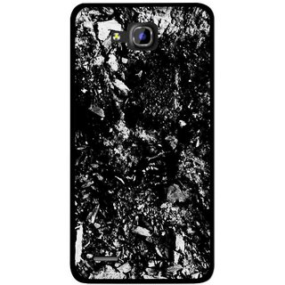 Snooky Printed Rocky Mobile Back Cover For Huawei Honor 3C - Multicolour