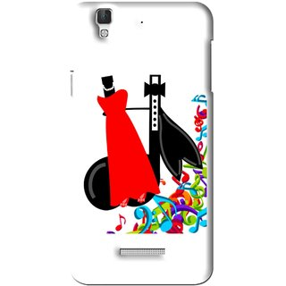 Snooky Printed Fashion Mobile Back Cover For Coolpad Dazen F2 - Multi