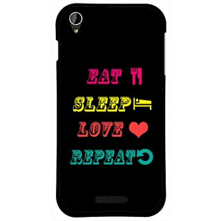 Snooky Printed LifeStyle Mobile Back Cover For Lava X1 Mini - Multi