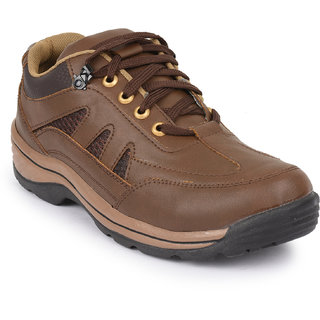 GurSmith Brown Casual Shoes GS717