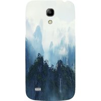 Snoogg Himalaya Vision Case Cover For Samsung Galaxy S4 Mini