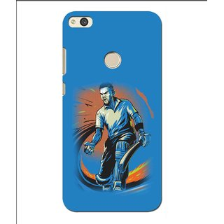 Snooky Printed I M Best Mobile Back Cover For Huawei Honor 8 Lite - Blues