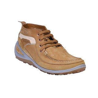 Woodland Mens Brown Boots