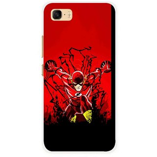 competitive price 0de47 3fb2c Snooky Printed Super Hero Mobile Back Cover For Asus Zenfone 3s Max ZC521TL  - Multi
