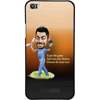 Snooky Printed True Dream Mobile Back Cover For Lava Iris X8 - Multi