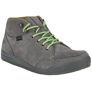 Woodland Men's Gray Boots