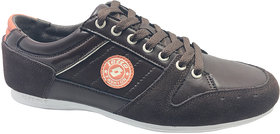 Lotto Men Spiker Brown Shoes