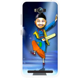 Snooky Printed Balle balle Mobile Back Cover For Asus Zenfone Max - Multicolour