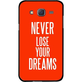Snooky Printed Never Loose Mobile Back Cover For Samsung Galaxy J7 - Multicolour