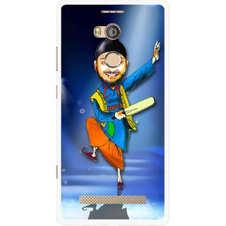 Snooky Printed Balle balle Mobile Back Cover For Gionee Elife E8 - Multicolour
