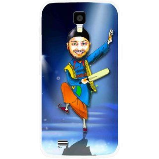Snooky Printed Balle balle Mobile Back Cover For Gionee Pioneer P2S - Multicolour