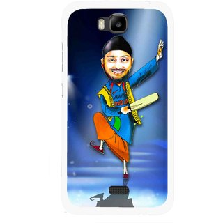 Snooky Printed Balle balle Mobile Back Cover For Huawei Honor Bee - Multicolour