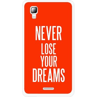 Snooky Printed Never Loose Mobile Back Cover For Micromax Canvas Doodle 3 A102 - Multicolour