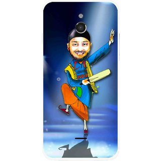 Snooky Printed Balle balle Mobile Back Cover For Infocus M2 - Multicolour