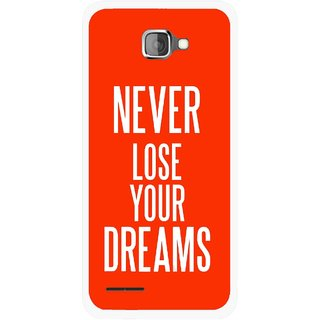 Snooky Printed Never Loose Mobile Back Cover For Micromax Canvas Mad A94 - Multicolour
