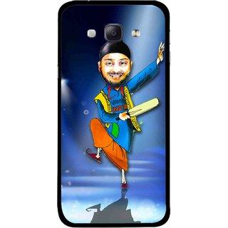 Snooky Printed Balle balle Mobile Back Cover For Samsung Galaxy A8 - Multicolour
