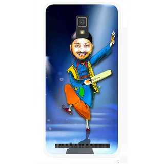 Snooky Printed Balle balle Mobile Back Cover For Lenovo A6600 - Multicolour