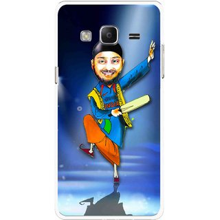 Snooky Printed Balle balle Mobile Back Cover For Samsung Tizen Z3 - Multicolour