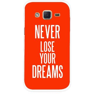 Snooky Printed Never Loose Mobile Back Cover For Samsung Galaxy j2 - Multicolour