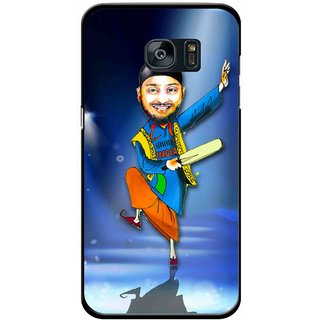 Snooky Printed Balle balle Mobile Back Cover For Samsung Galaxy S7 Edge - Multicolour