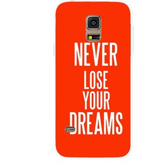 Snooky Printed Never Loose Mobile Back Cover For Samsung Galaxy S5 Mini - Multicolour