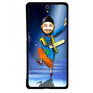 Snooky Printed Balle balle Mobile Back Cover For Sony Xperia C5 - Multicolour
