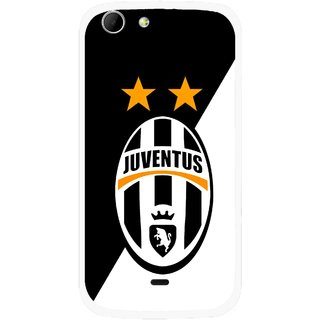 Snooky Printed Football Club Mobile Back Cover For Micromax Canvas 4 A210 - Multicolour
