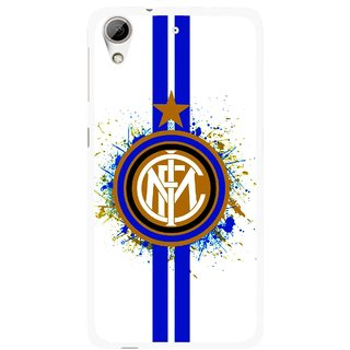 Snooky Printed Sports Lovers Mobile Back Cover For HTC Desire 626 - Multi