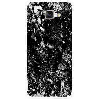 Snooky Printed Rocky Mobile Back Cover For Samsung Galaxy A5 2016 - Multicolour