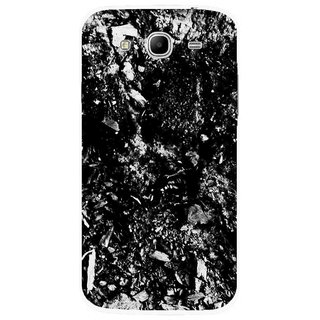 Snooky Printed Rocky Mobile Back Cover For Samsung Galaxy Mega 5.8 - Multicolour