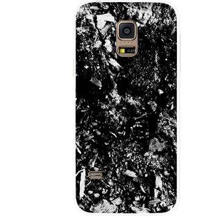 Snooky Printed Rocky Mobile Back Cover For Samsung Galaxy S5 Mini - Multicolour