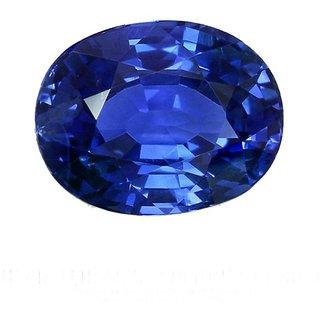 Shoppingstore 5.25 Ratti Blue Blue Sapphire (Neelam) Gemstone
