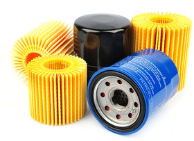 Engine Oil Filter For Toyota Camry 2006-2011 Petrol 3.5L Set Of 1 Pcs
