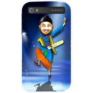 Snooky Printed Balle balle Mobile Back Cover For Blackberry Classic - Multicolour