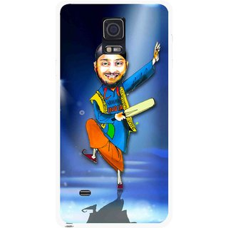 Snooky Printed Balle balle Mobile Back Cover For Samsung Galaxy Note 4 - Multicolour