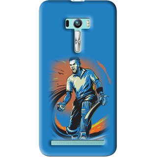 Snooky Printed I M Best Mobile Back Cover For Asus Zenfone Selfie - Multi