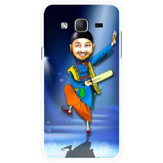 Snooky Printed Balle balle Mobile Back Cover For Samsung Galaxy On7 - Multicolour